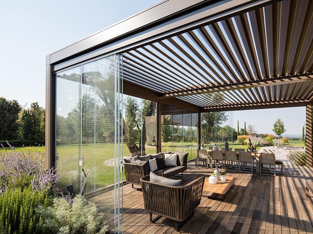 Una stanza all'aria aperta / Amplia la tua casa con SEWA srl / Rivenditore Installatore Ufficiale Milano, Lombardia.