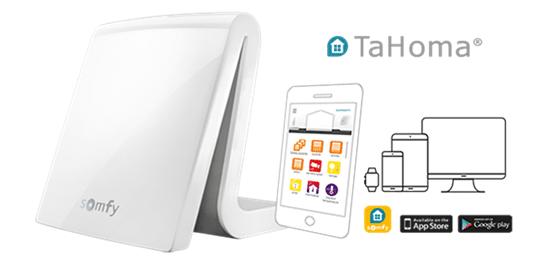 Tahoma box domotica Somfy Casa Smart